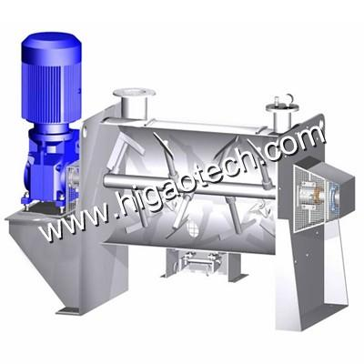 single shaft paddle mixer supplier